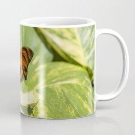 Butterfly Take-Off Coffee Mug