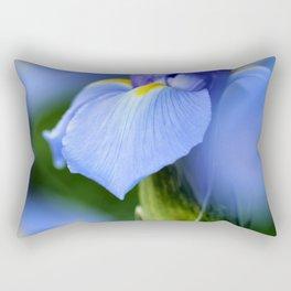 Dwarf Iris Rectangular Pillow