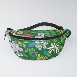 My Flower Design 8 Fanny Pack