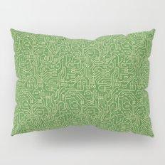 Microchip Pillow Sham
