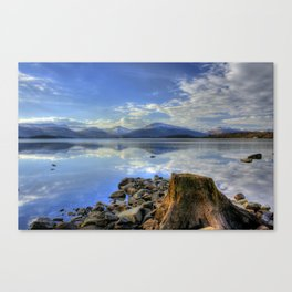 Trossachs, Loch Lomond  Canvas Print