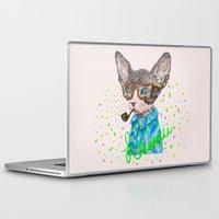 hawaii Laptop & iPad Skins featuring Hawaii by dogooder