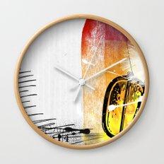 62 Wall Clock