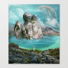 the find Canvas Print
