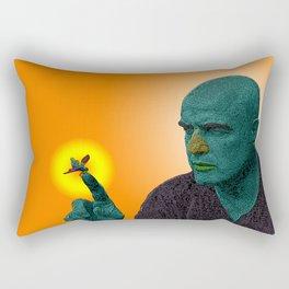 Apocalypse Now Marlon Brando Rectangular Pillow