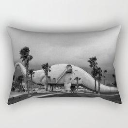Dinosaur Park - Prehistoric California Rectangular Pillow