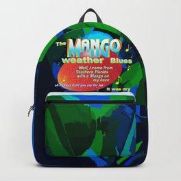 MANGO WEATHER BLUES Backpack