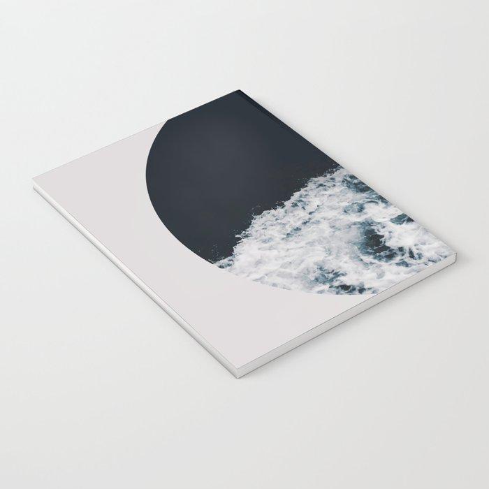 Ocean Moon #society6 #decor #buyart Notebook