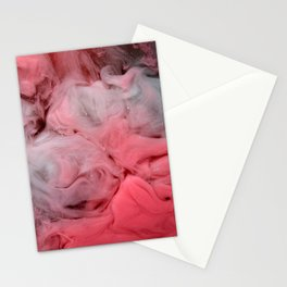 Red Mist Stationery Cards