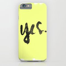 yes. Slim Case iPhone 6s