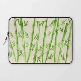 Bamboo Pattern Laptop Sleeve