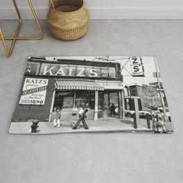 Katzs Deli NYC Rug