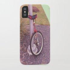 Unicycle iPhone X Slim Case