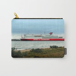 Spirit of Tasmania Carry-All Pouch