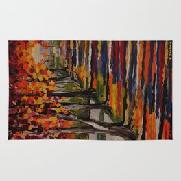 Autumn Tranquility Rug