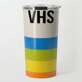 VHS Retro Box Travel Mug