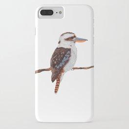 Kookaburra Watercolor iPhone Case