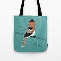 Raitán (Asturian Robin) Tote Bag