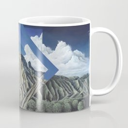 Mount Garfield Polyscape Coffee Mug