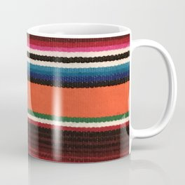BEAUTIFUL MEXICAN SERAPE Coffee Mug