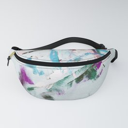 Luck of the Movement - Light Fanny Pack