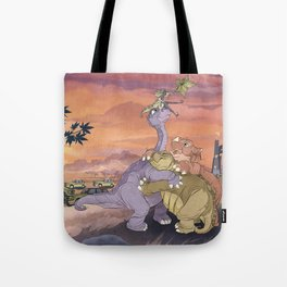 Great Valley Tours Tote Bag