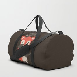 In Coffee We Trust Duffle Bag
