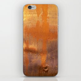 Orange 1 iPhone Skin