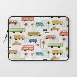 Bus Stop Laptop Sleeve