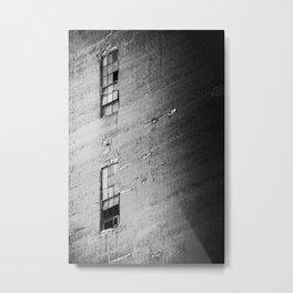 static disturbance Metal Print