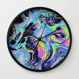 REST MY CHEMISTRY Wall Clock