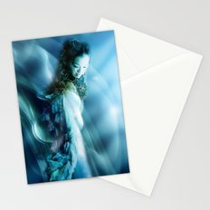 THERE MUST BE AN ANGEL ... Stationery Cards