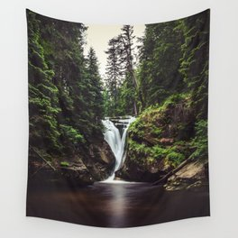 Pure Water - Landscape and Nature Photography Wall Tapestry
