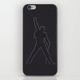 Ready Freddie iPhone Skin