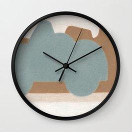 Deep in Moab Wall Clock