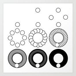 Powers Art Print