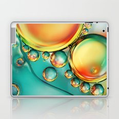 Oil and Water Wave Laptop & iPad Skin