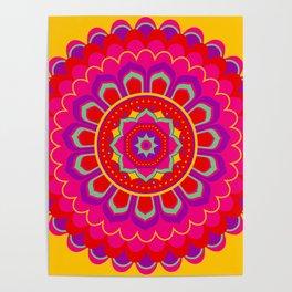 Masala Mandala Poster