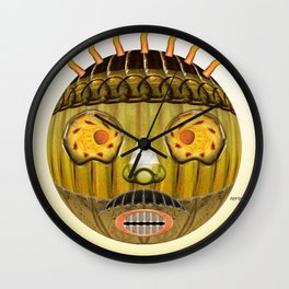 Bottlehead #2 Wall Clock