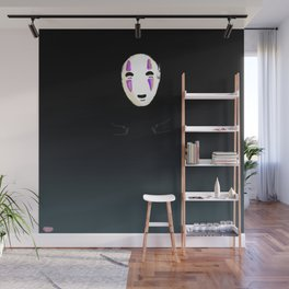 Faceless Wall Mural