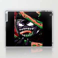 To Catch A Spider (Purple Symbiote) Laptop & iPad Skin