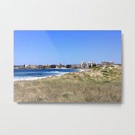 Cronulla Landscape Metal Print