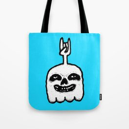 CRIMSON 5 GHOST Tote Bag