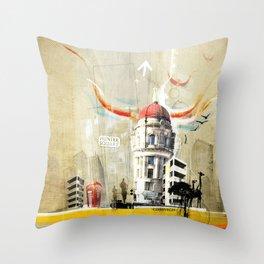 Hunter Square Throw Pillow
