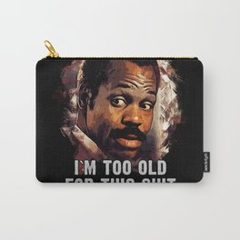 Danny Glover as Roger Murtaugh Carry-All Pouch