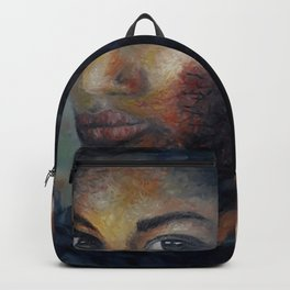 Courage by Lu Backpack