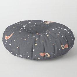 Mystical Galaxy Floor Pillow