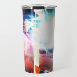 Death By Numbers Travel Mug