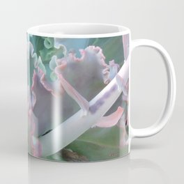 Succulent in the Sand Coffee Mug