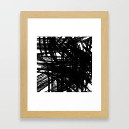 Moderm Railways Framed Art Print